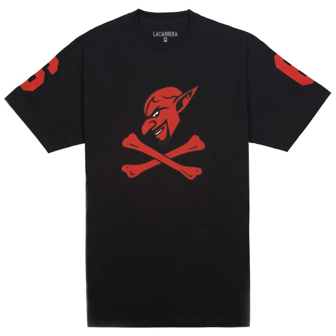 La Carrera Men Team Fallen Angels Tee (black / red)