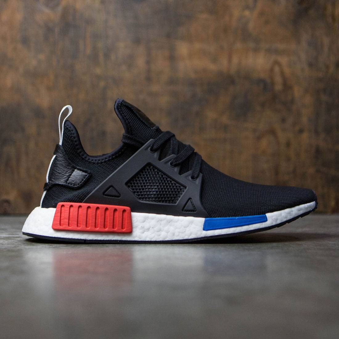 watch fa1bb f0bde Adidas Men NMD XR1 Primeknit (black / core black / footwear white)