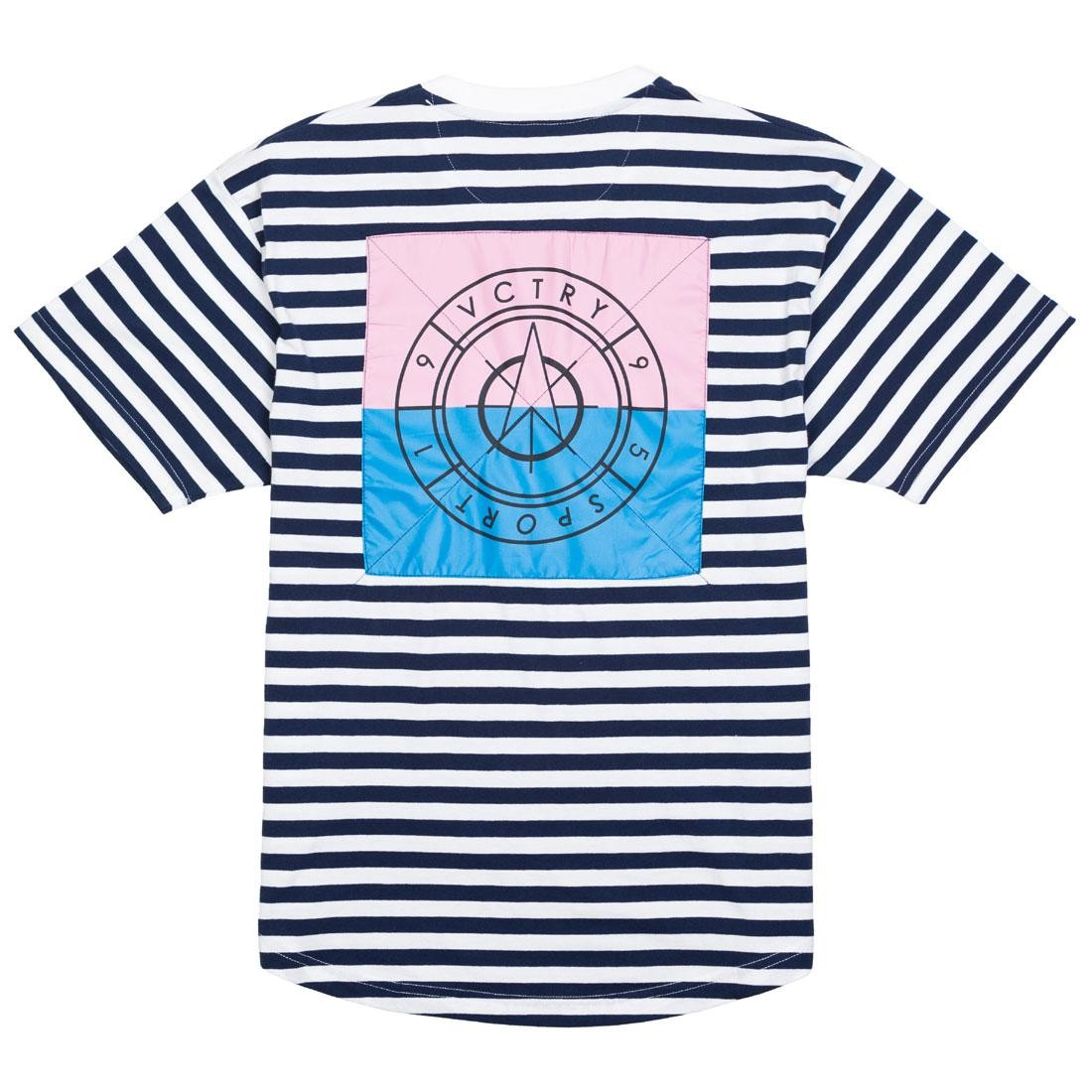 10 Deep Men Navigator Scoop Shirt (navy)