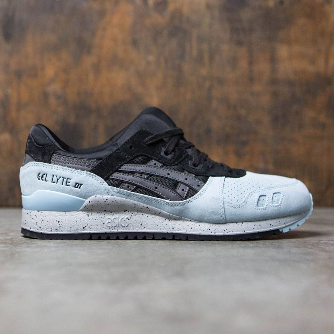 Asics Tiger Men Gel-Lyte III black black