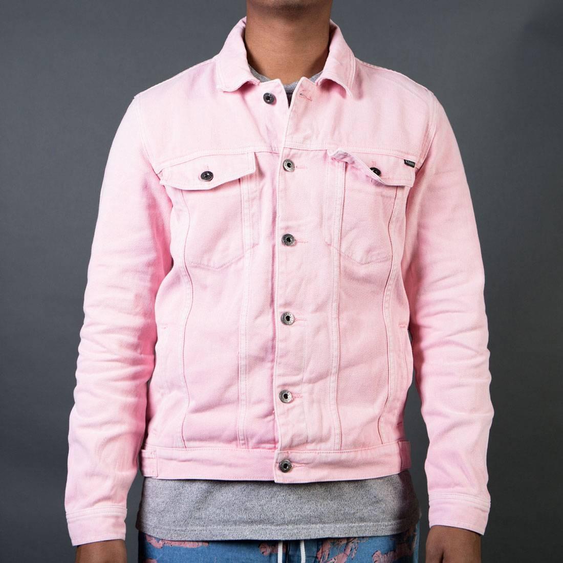 Barney Cools Men B Rigid Jacket (pink)