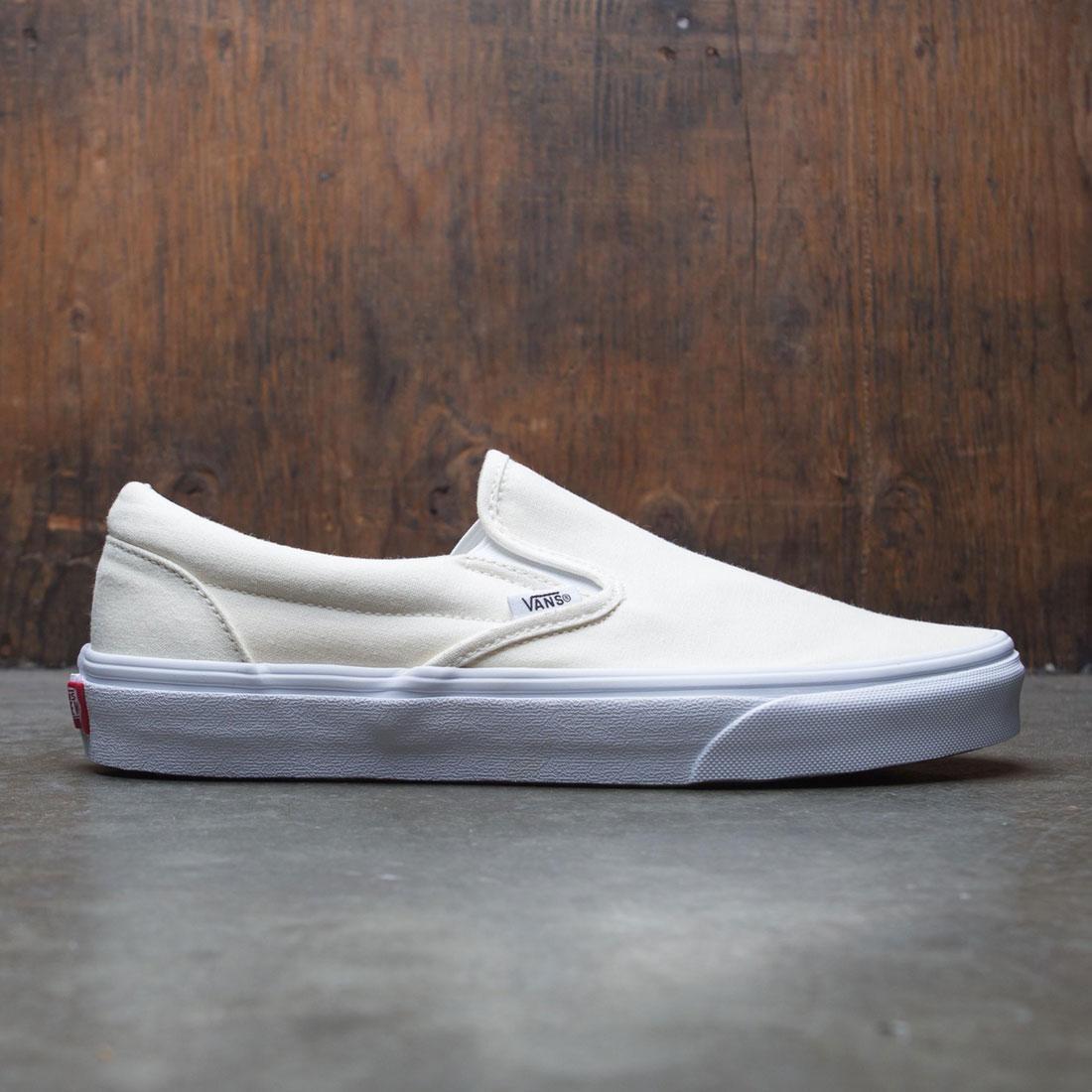 Vans Men Classic Slip-On (white)