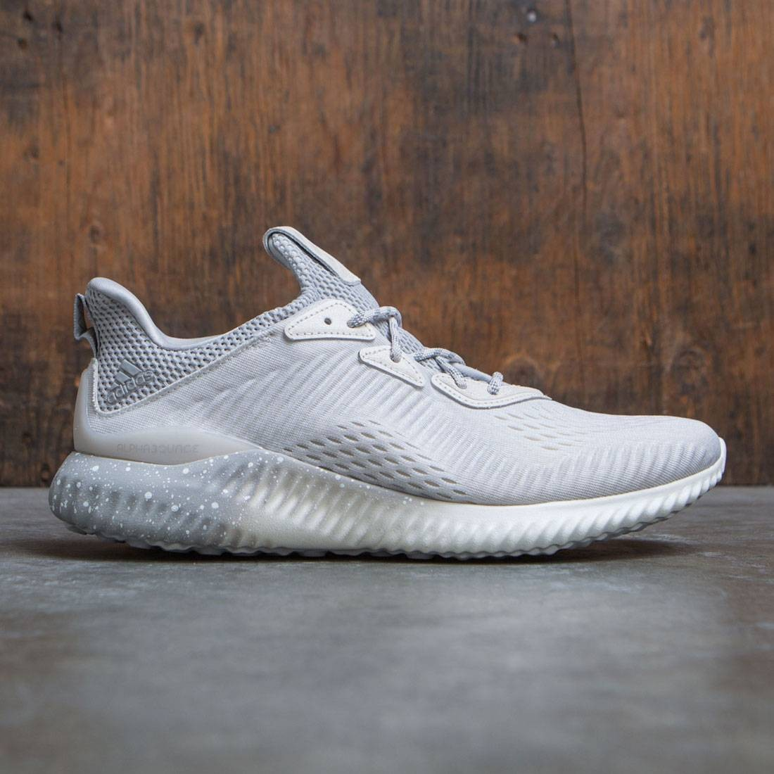 buy online 66c63 34a30 Adidas x Reigning Champ Men Alphabounce 1 white chalk white