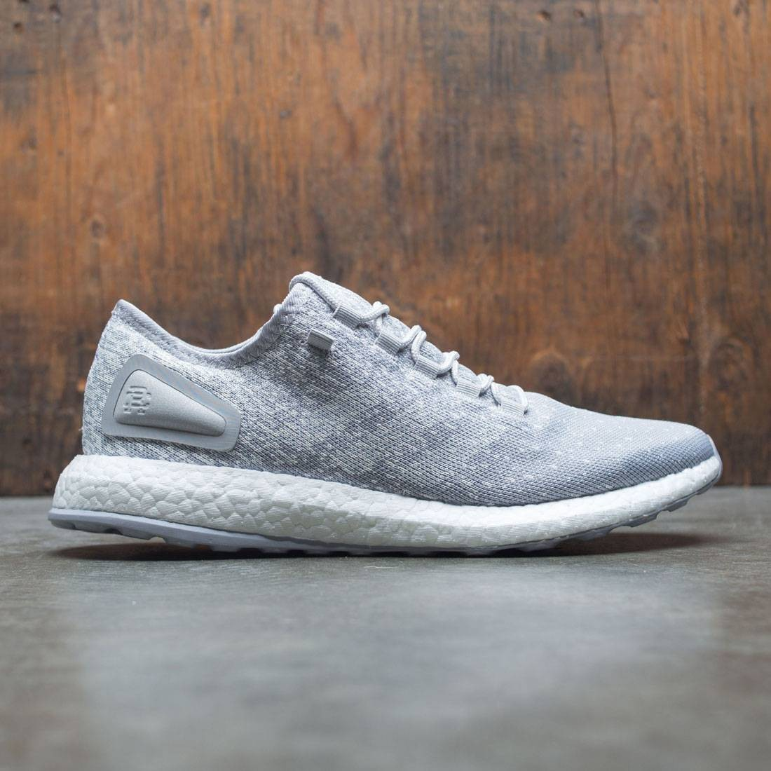 size 40 cad70 258e1 Adidas x Reigning Champ Men PureBOOST gray chalk white footw