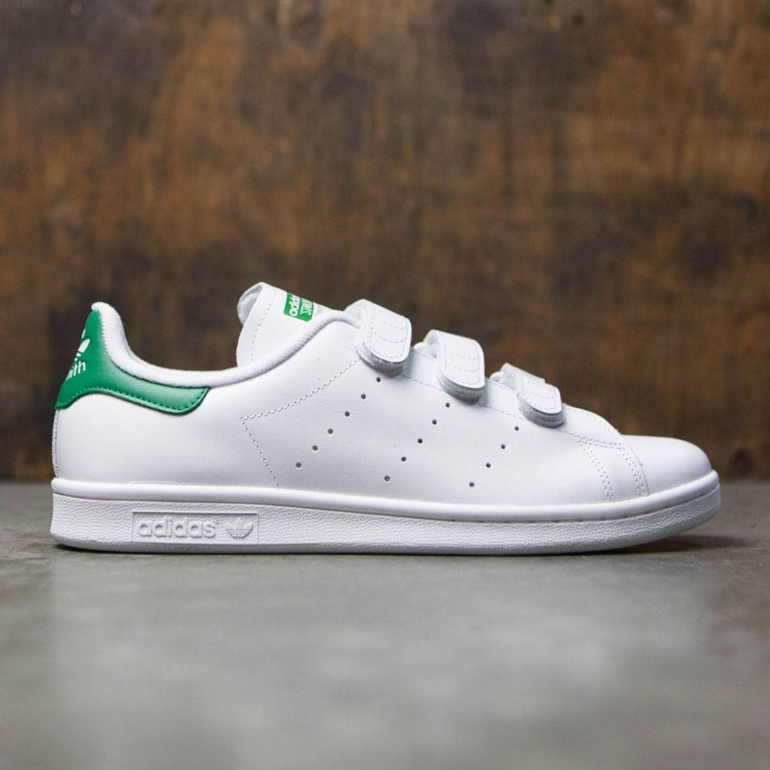 Adidas Men Stan Smith (white / green)