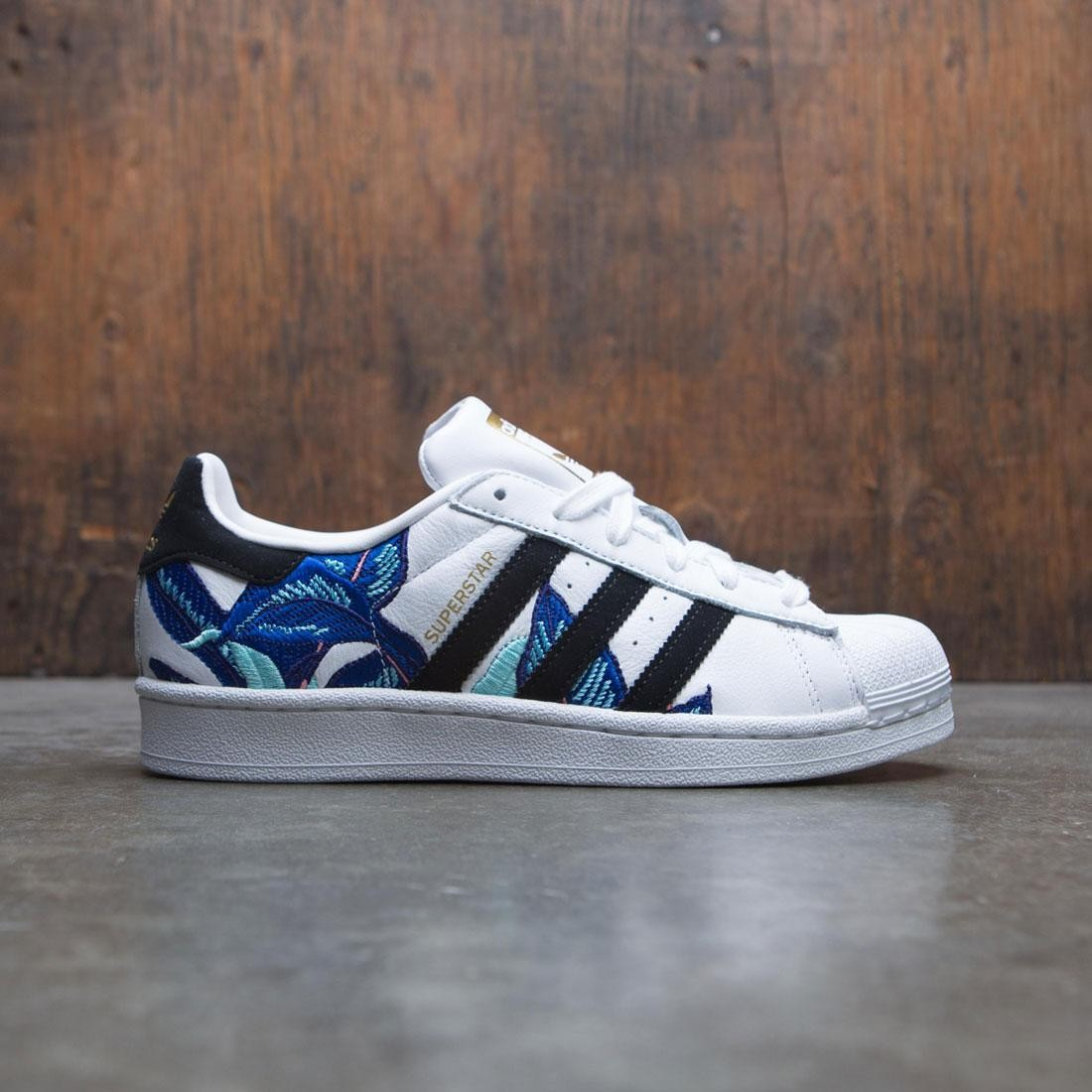 detailed look 057e5 017ee Adidas Women Superstar W (white / core black / gold metallic)