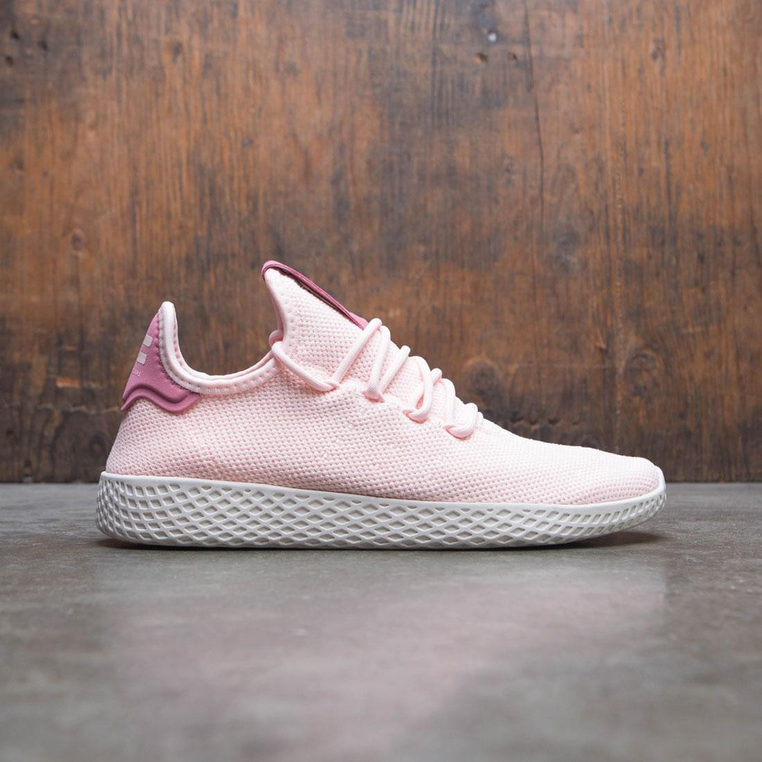 2856c82bb Adidas Women Pharrell Williams Tennis HU W pink icey pink chalk white