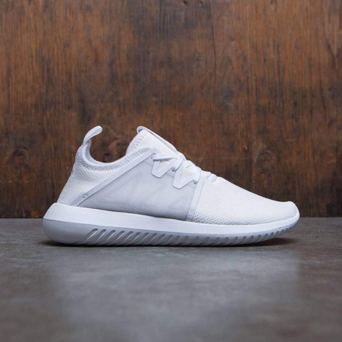 66778c76b2e1 Adidas Women Tubular Viral 2.0 W white grey one footwear white