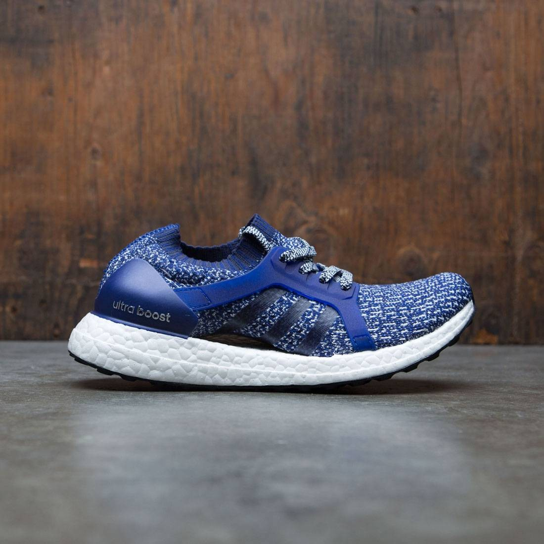 838a1e527789e Adidas Women UltraBOOST X blue mystery ink noble ink grey one