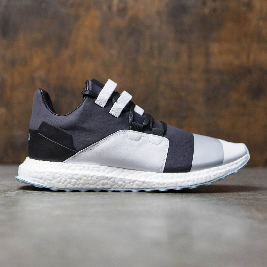 1395c75efa14 Adidas Y-3 Men Kozoko Low black reflective silver footwear white