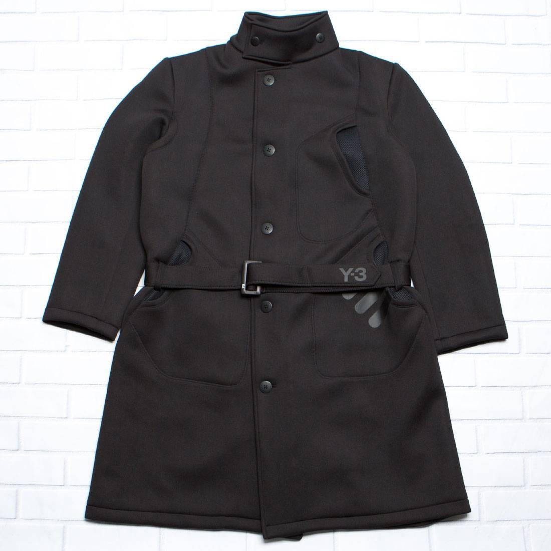 Adidas Y-3 Men FS Coat Jacket (black)