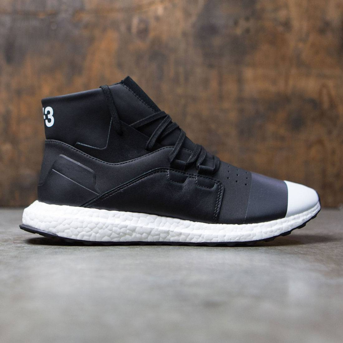6e83ad526c93 Adidas Y-3 Men Kozoko High black core black footwear white