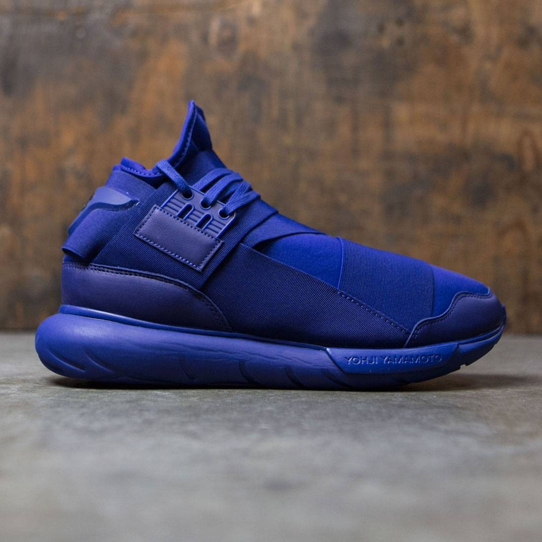 Adidas Y-3 Men Qasa High (purple / amazon purple)