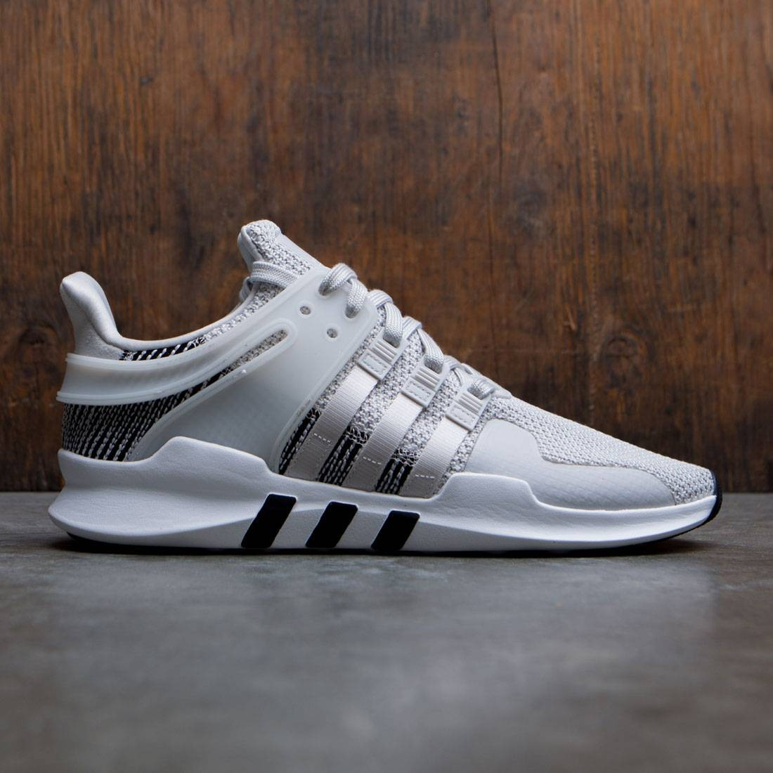 timeless design 120fb a2197 Adidas Men EQT SUPPORT ADV (white / ftwwht / greone)