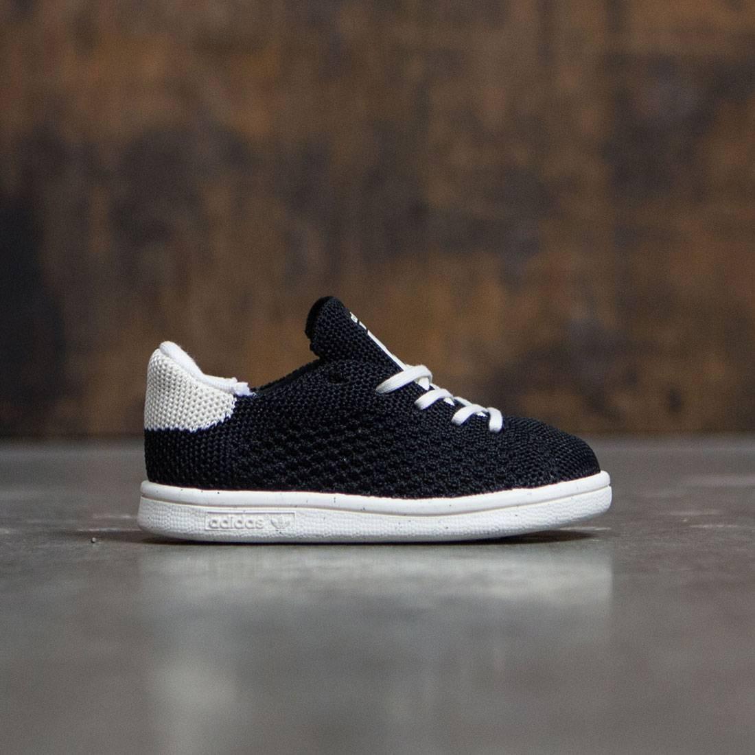 Adidas Originals x Mini Rodini Toddlers Stan Smith PK (white black)