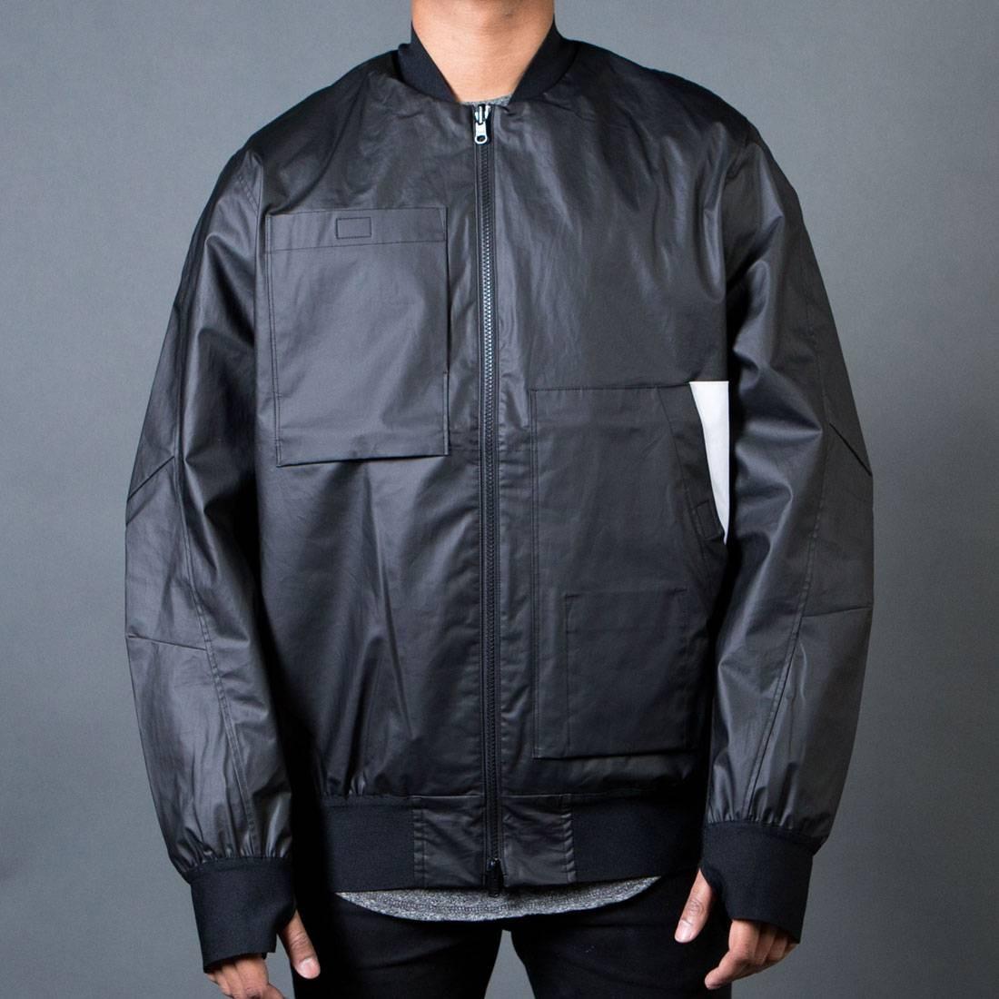 Adidas Y-3 Men Versa Bomber Jacket (black)