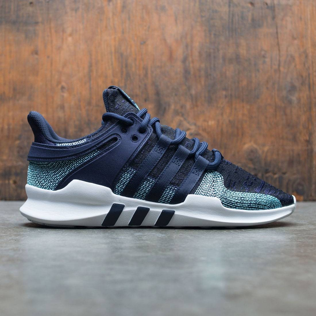 6e8fb4f2aa18e1 Adidas Men EQT Support ADV CK Parley blue legend ink blue spirit footwear  white