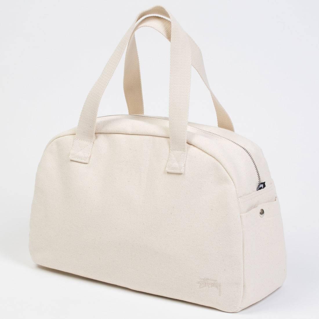 Stussy Turnstile Bag (white / natural)