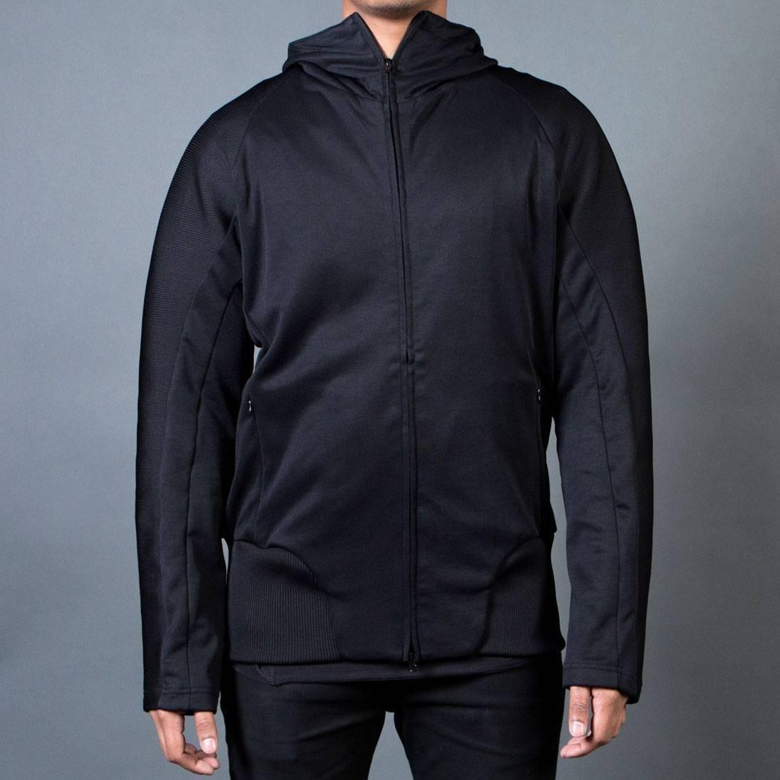 Adidas Y-3 Men Core Track Zip Hoodie (black)