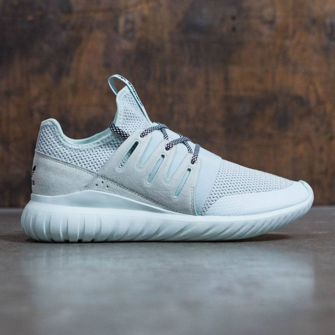 Adidas Men Tubular Radial (green / ice mint / core black )