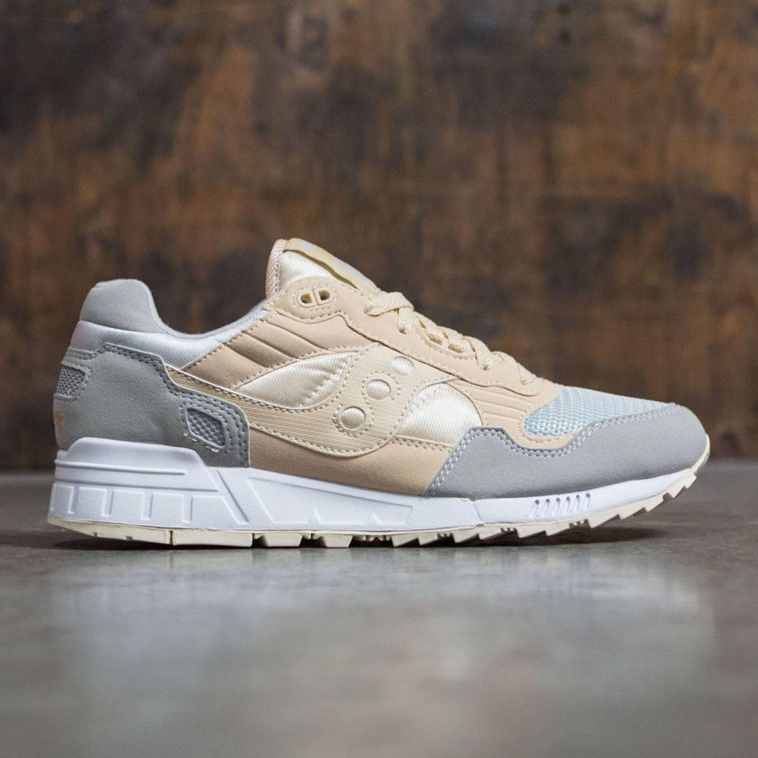 separation shoes 95952 8f3df Saucony Men Shadow 5000 (gray / light tan)