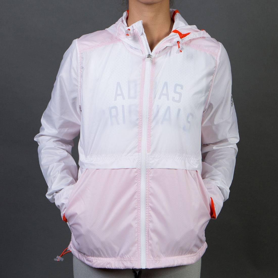 Adidas Women Clear Goals Jacket (white)