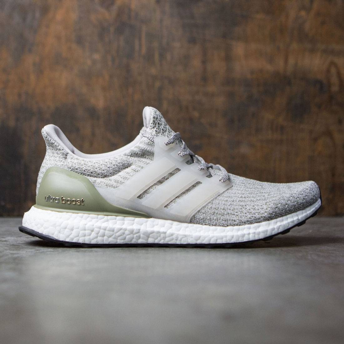 Adidas Men UltraBOOST (gray pearl grey trace cargo)