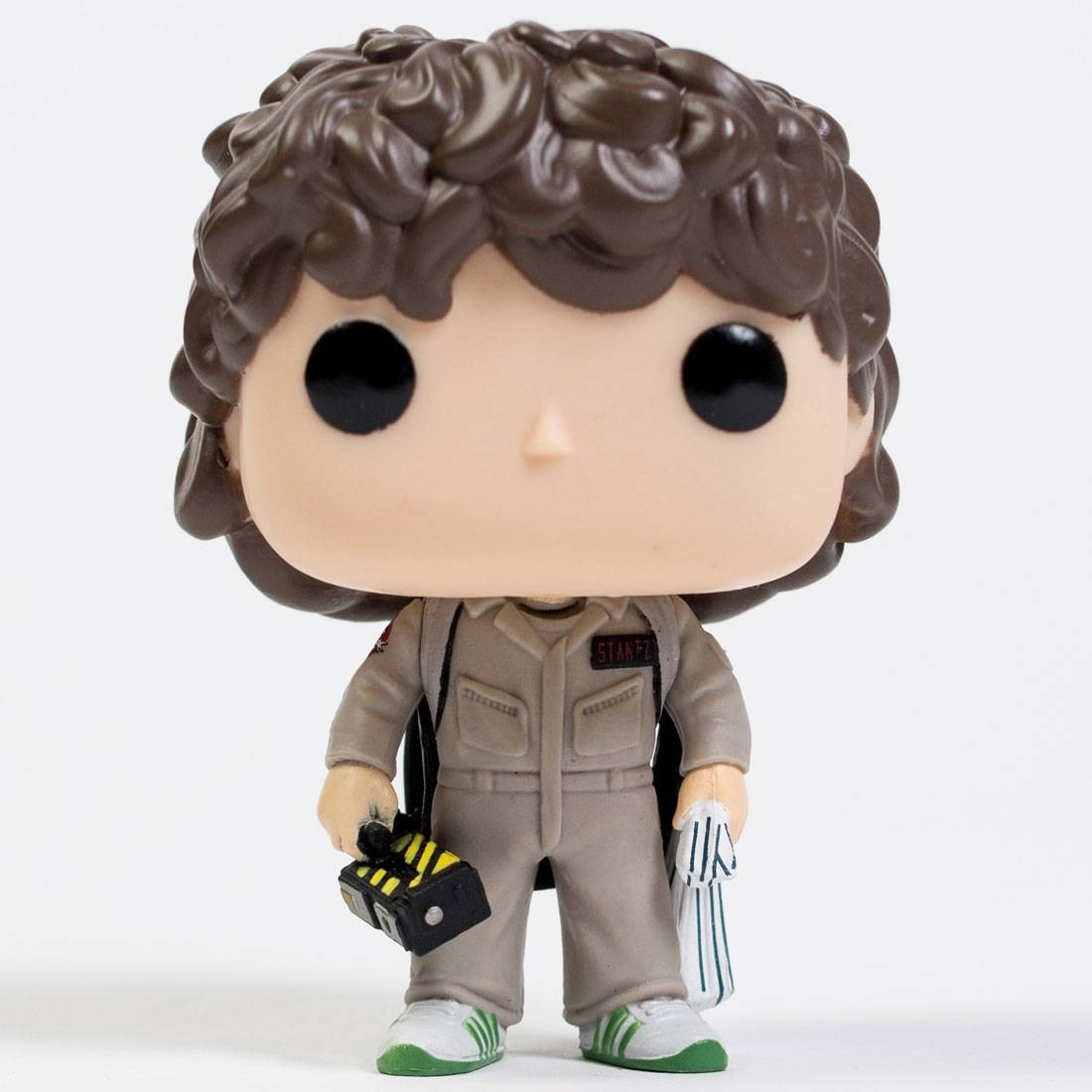 Funko POP Television Stranger Things S3 - Dustin Ghostbusters (tan)