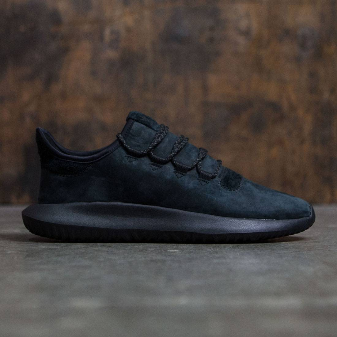 online store 95e09 0539d Adidas Men Tubular Shadow (black / black / ftwwht)