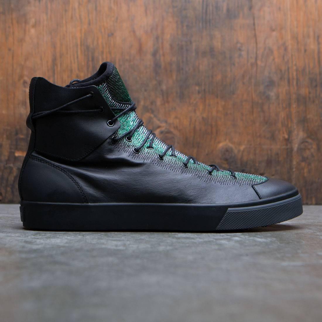 Adidas Y-3 Men Sen High (black / supcol / evergreen)