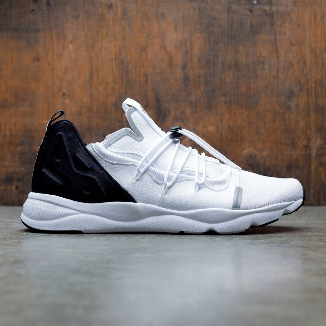 ac1425955da947 Reebok Men Furylite X white black