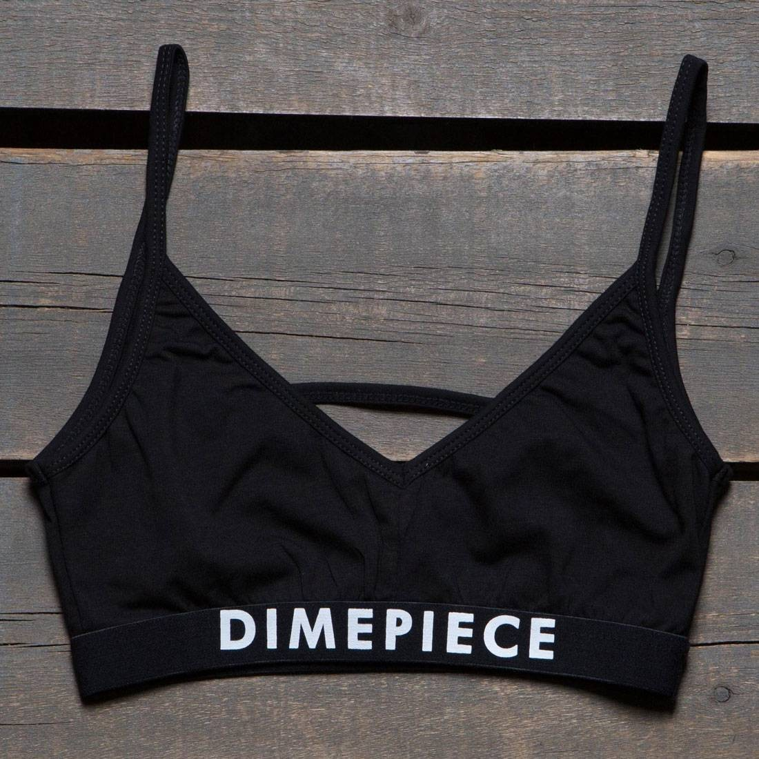 Dimepiece Women Logo OE Bralette (black)