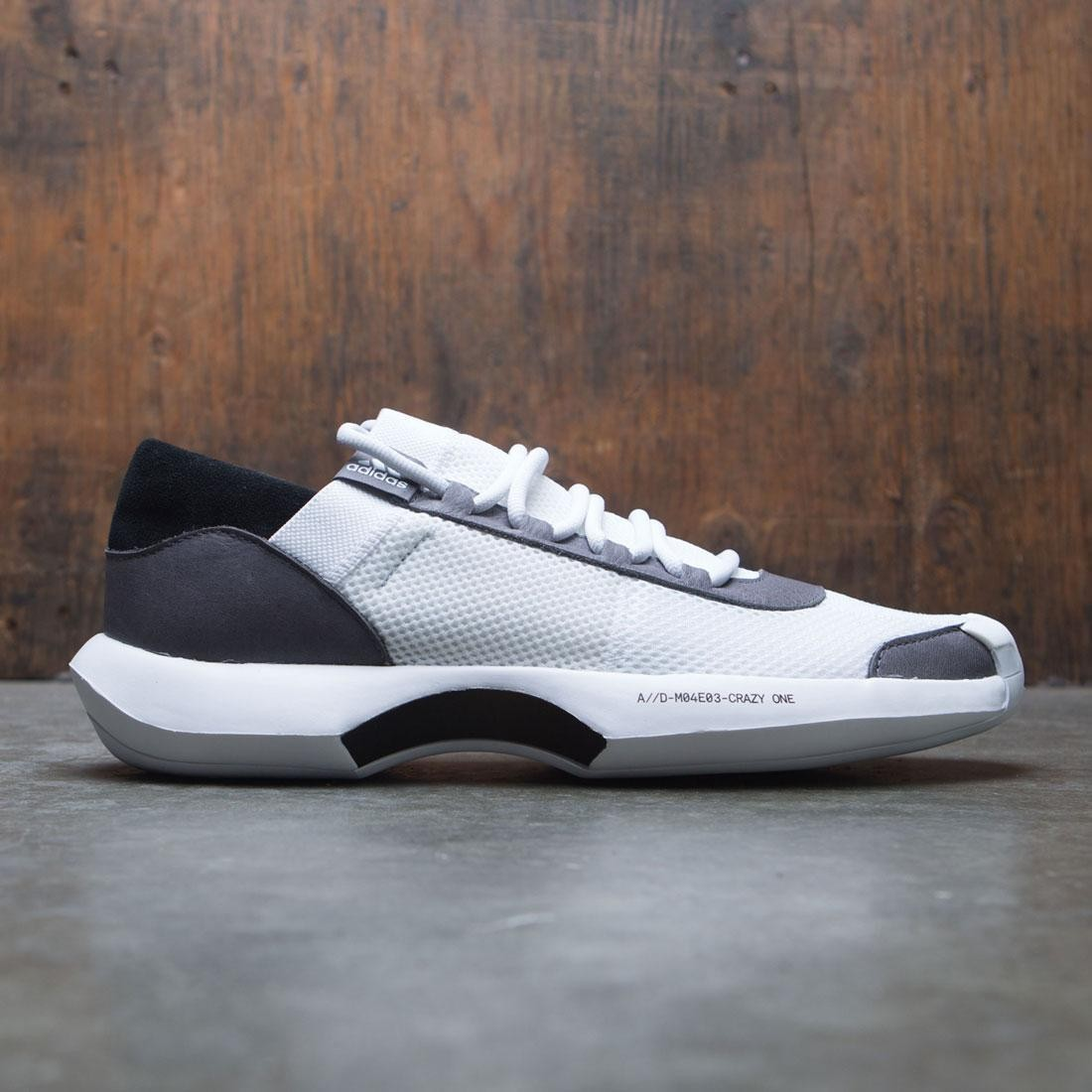 detailed look 55e25 913af Adidas Consortium Men Crazy 1 AD Workshop white core black c