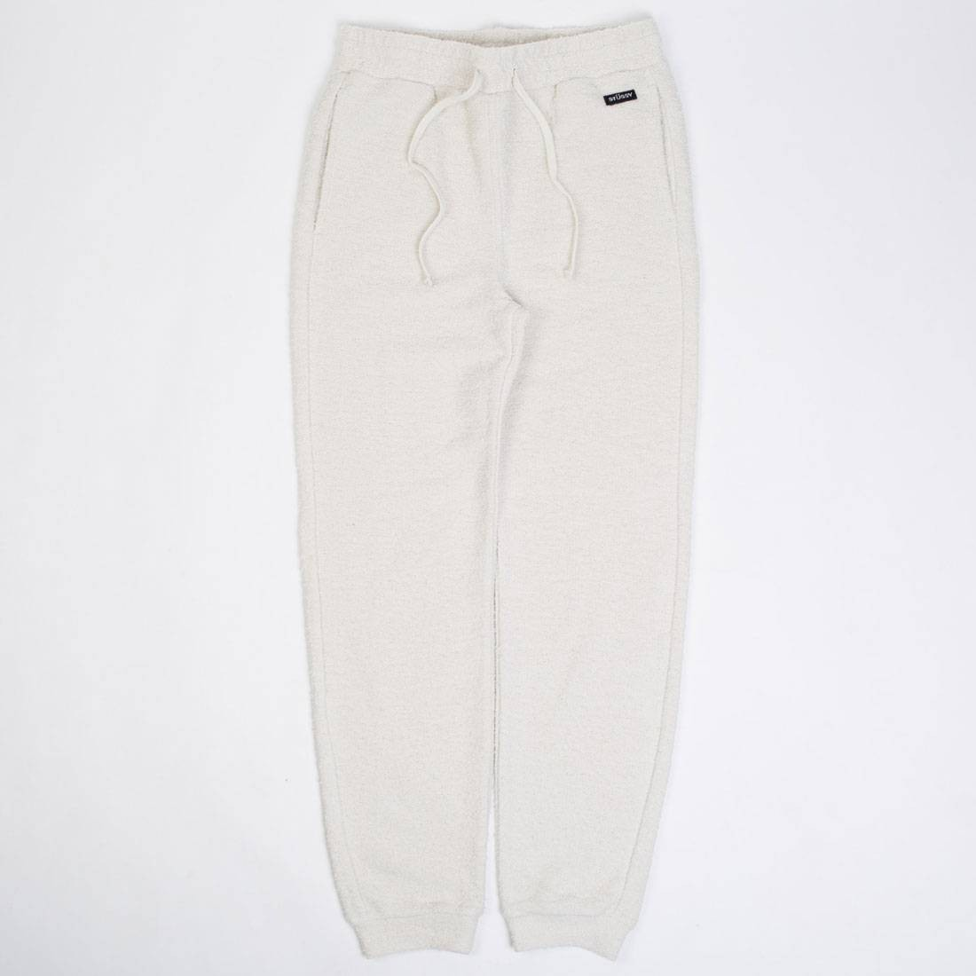 Stussy Women Swan Lounge Pants (white / natural)