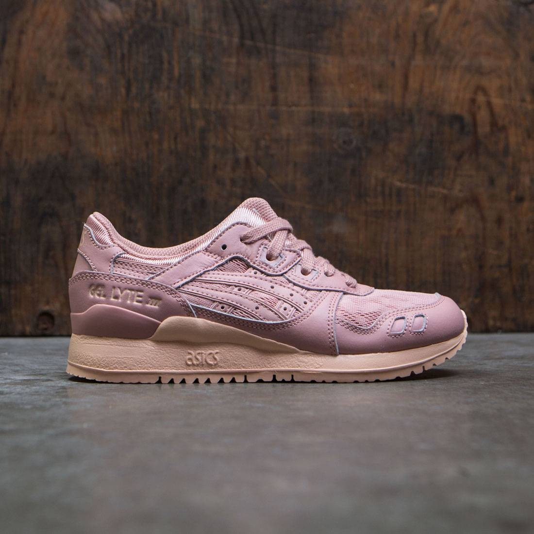 another chance 100% authentic hot sale online Asics Tiger Women Gel-Lyte III (pink / peach beige)