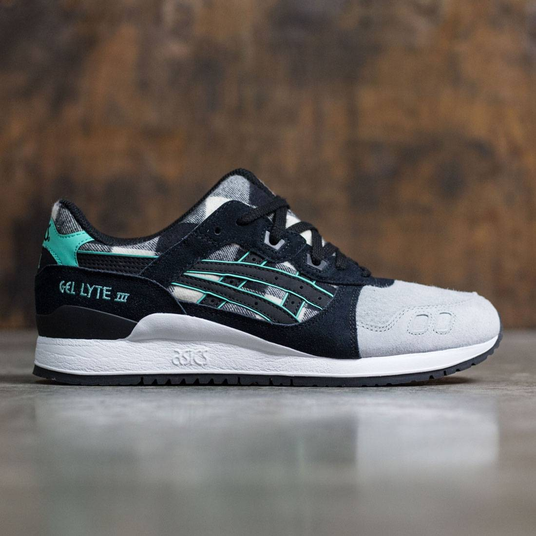 Asics Tiger Men Gel Lyte III (white black)