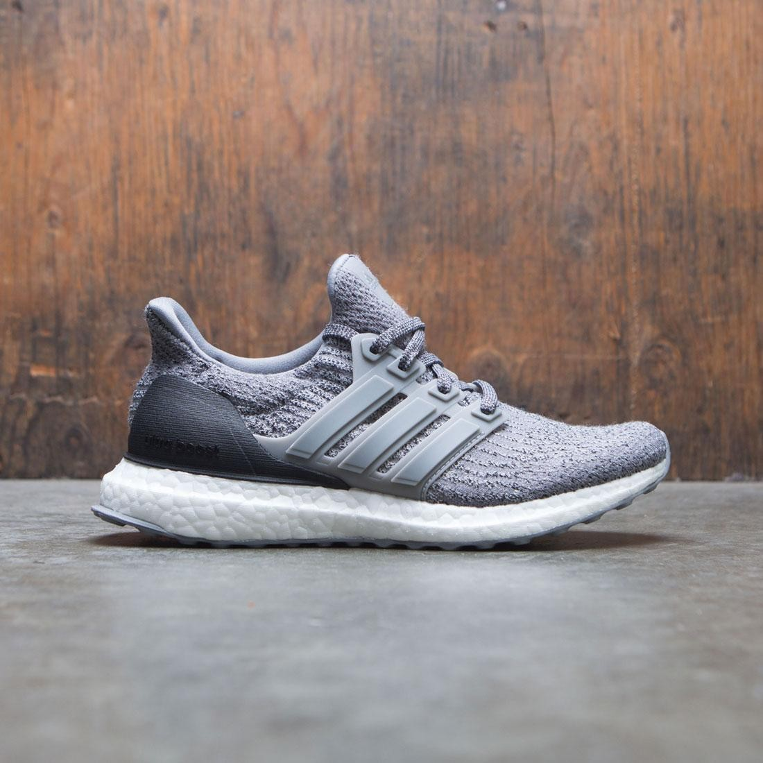 6ab4cb7c5d648 Adidas Big Kids UltraBOOST J gray grey three grey four
