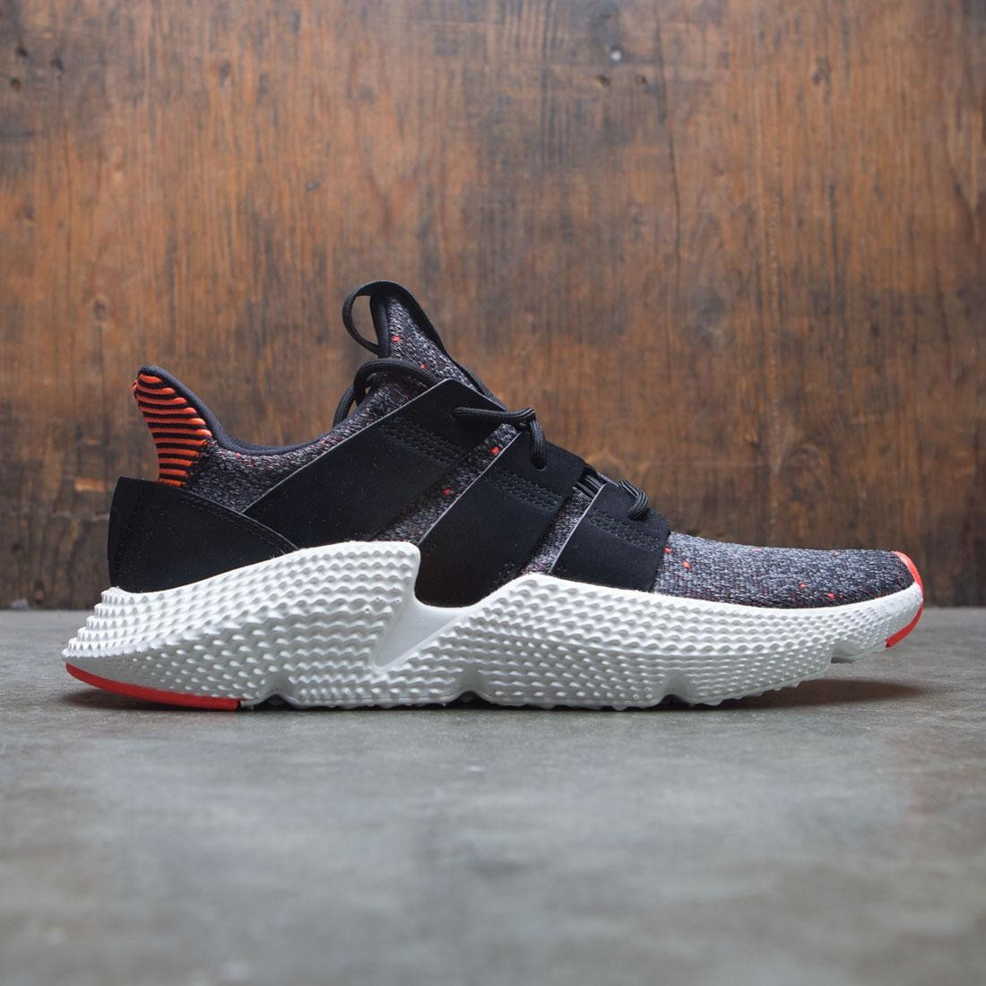 041284f19f1 adidas men prophere black core black solar red