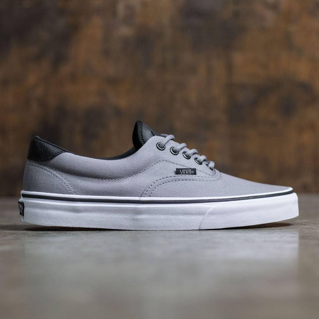 4dddf95ef3 Vans Men Era 59 - Canvas gray white