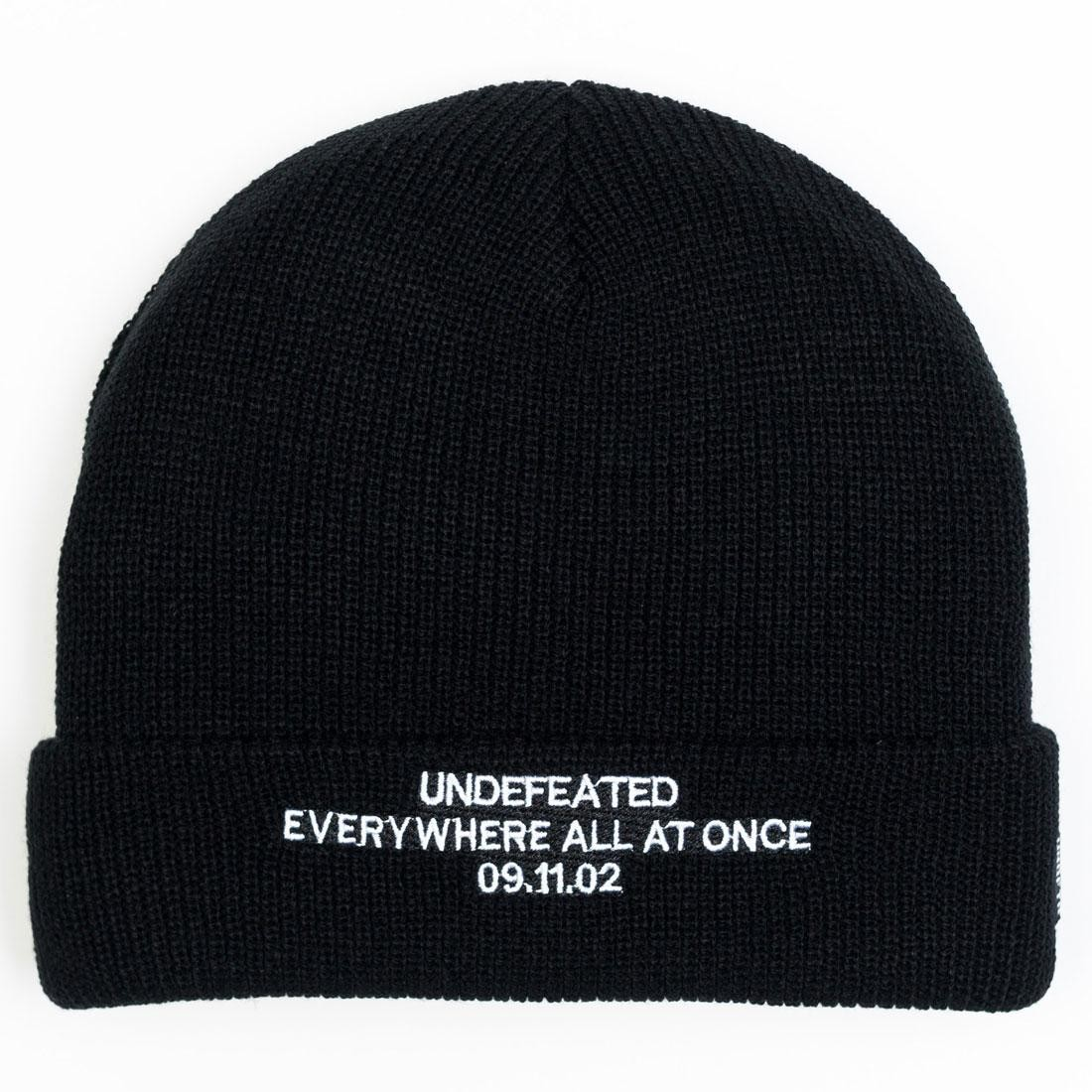 Undefeated All At Once Beanie (black)
