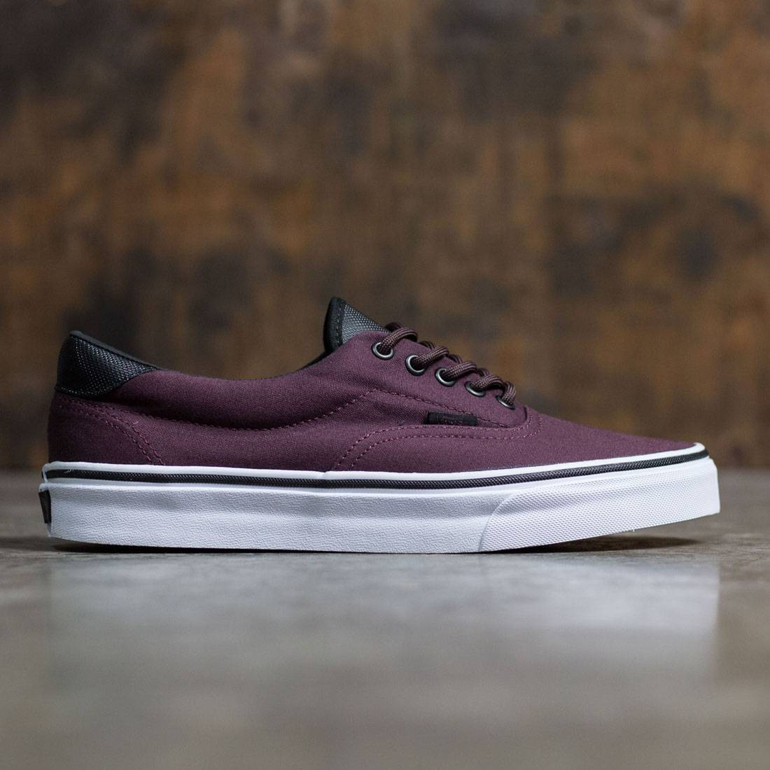 Vans Men Era 59 - Canvas (brown / white)