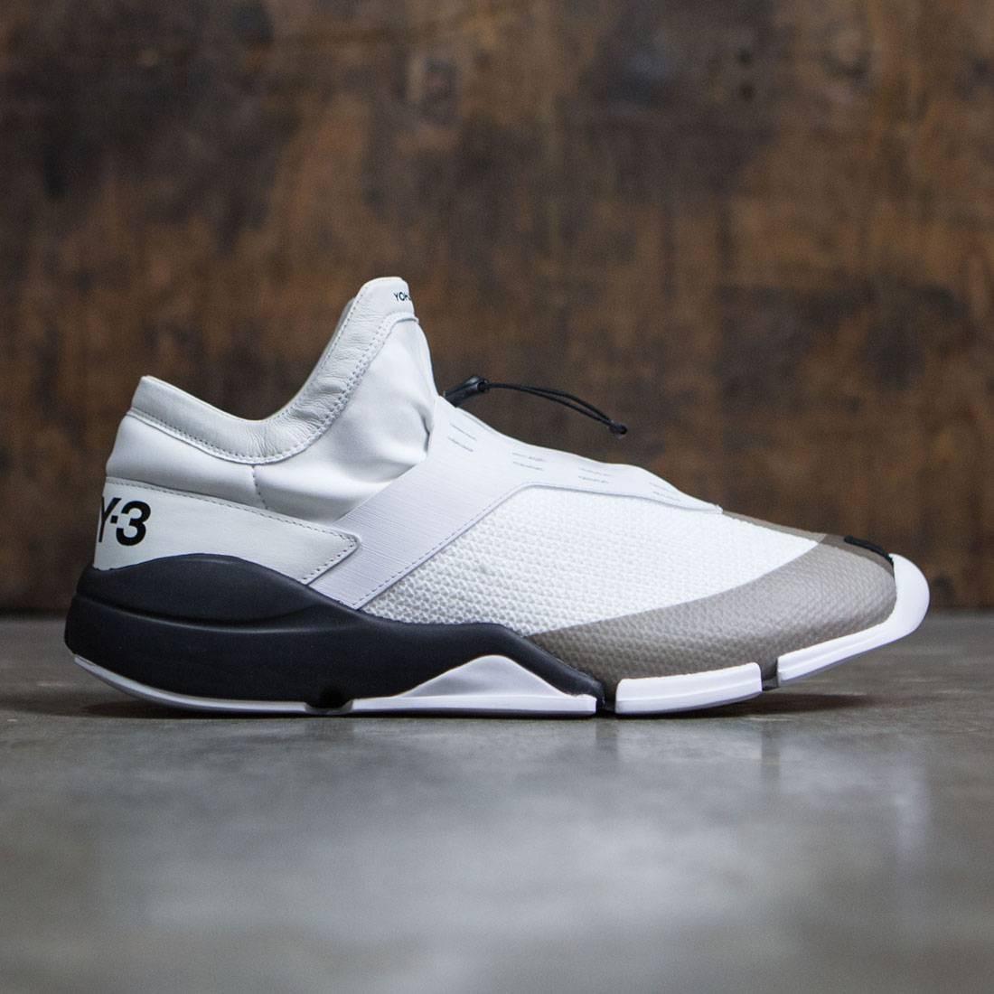 Adidas Y-3 Men Future Low (white / crystal white / core black)