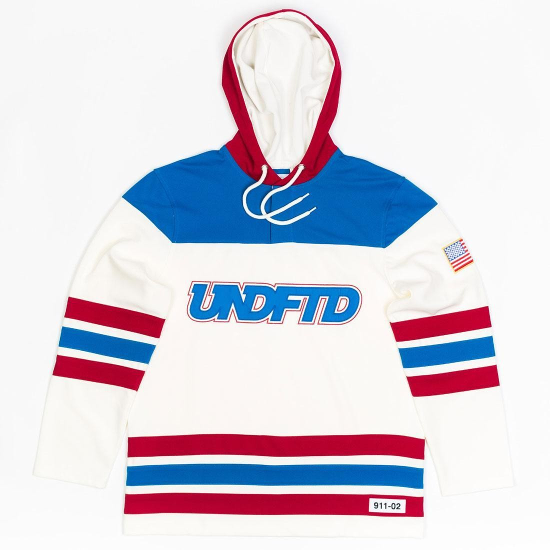 Undefeated Men Hockey Jersey (white / off white)