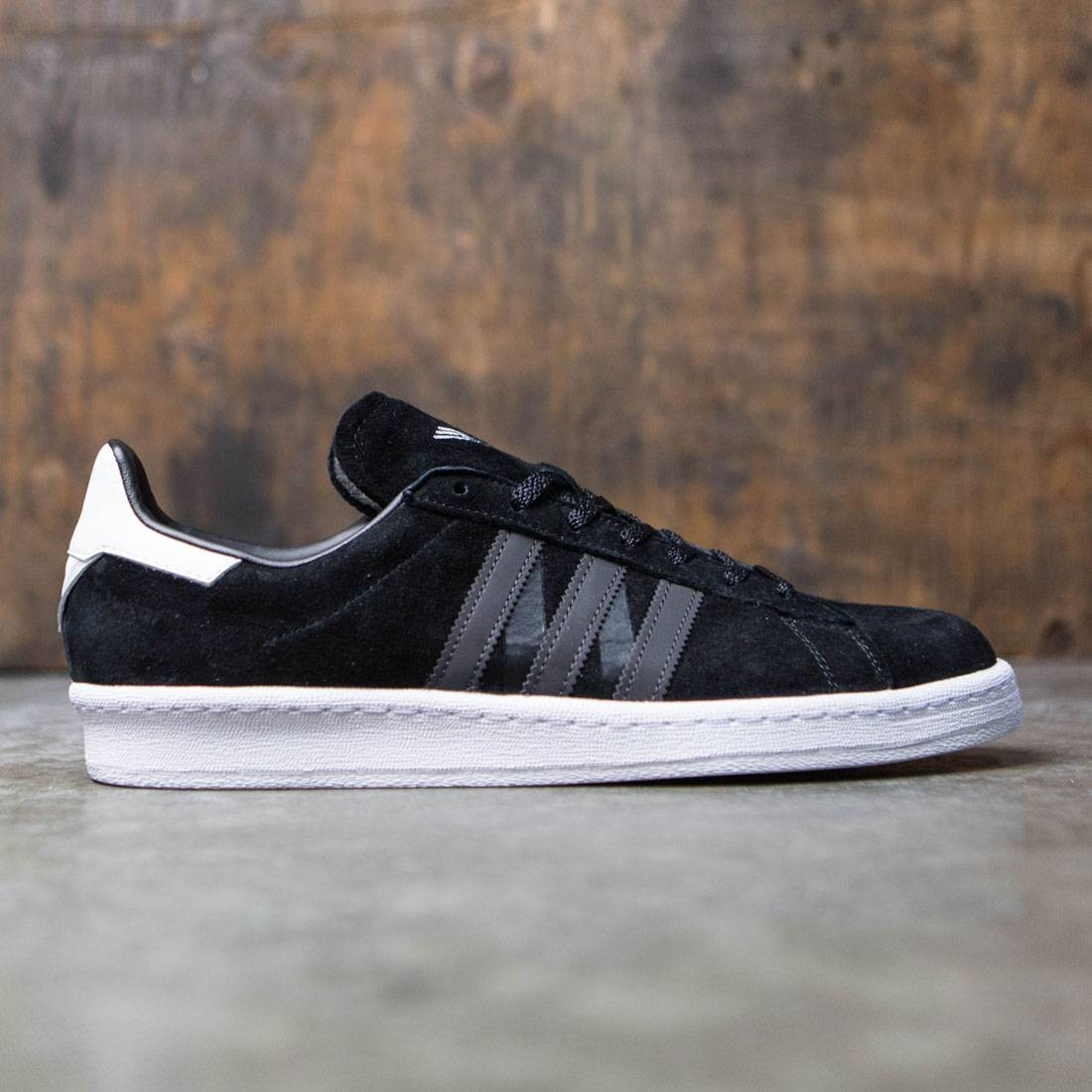 Adidas Men WM CAMPUS 80s black utility black footwear white 2c16f4f4b