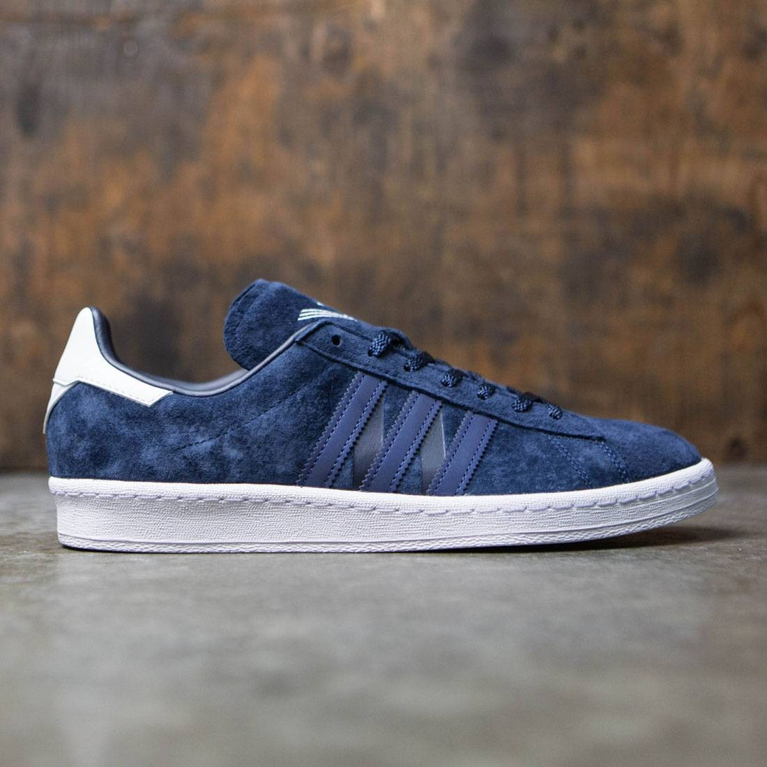 best sneakers 134a3 d3b70 ... Adidas Men WM CAMPUS 80s (navy collegiate navy mystery blue b9a1f9e  footwear white) c0f244d2 . ...