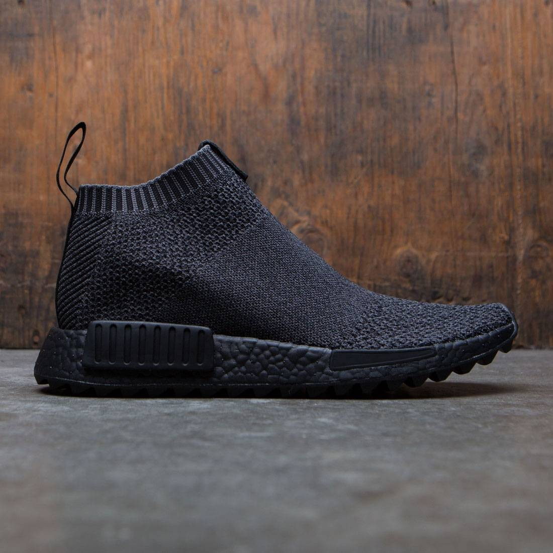 Adidas Consortium x The Good Will Out Men NMD CS1 Primeknit black core black 340fc9825