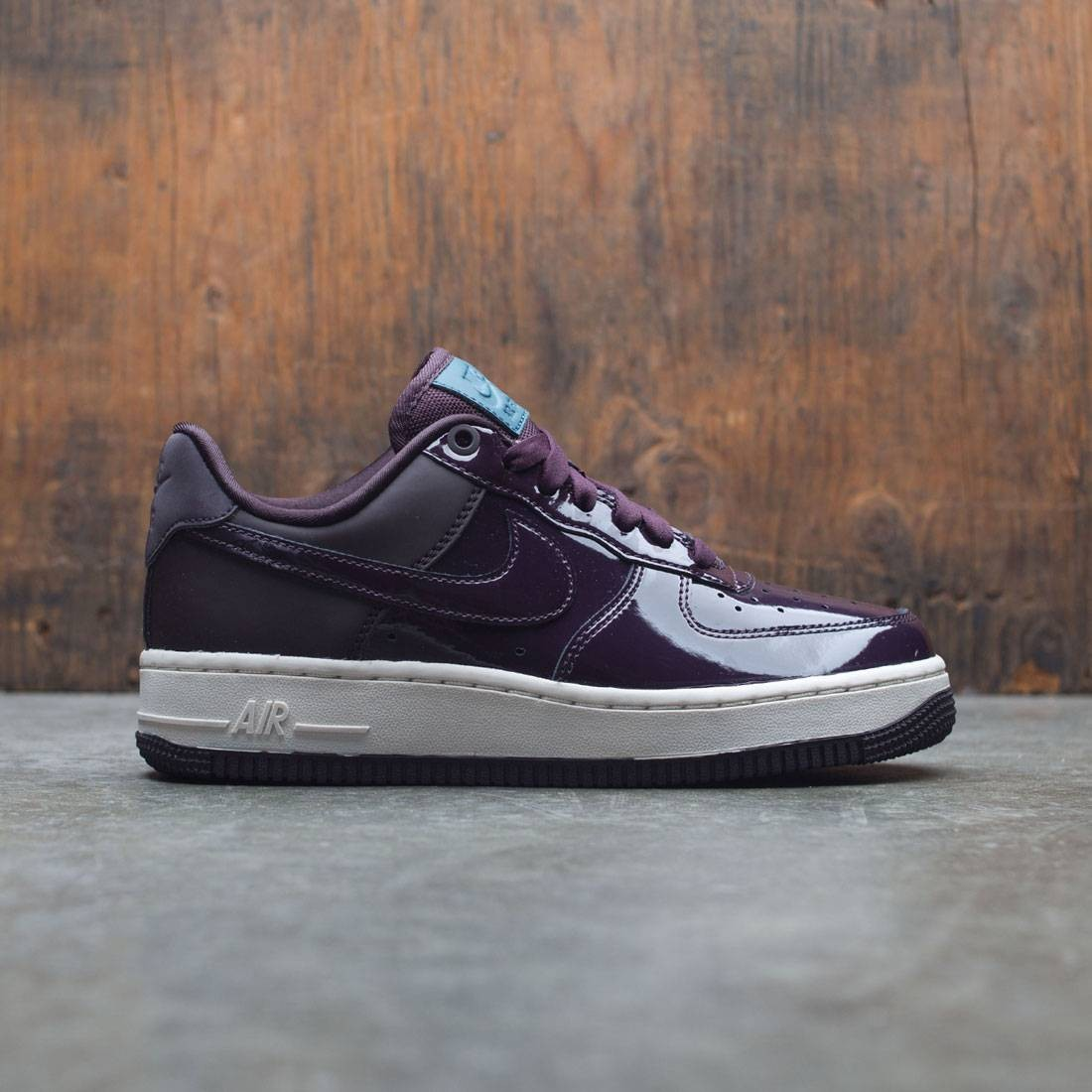 Nike Women Air Force 1 '07 Se Premium (port wine port wine space blue)