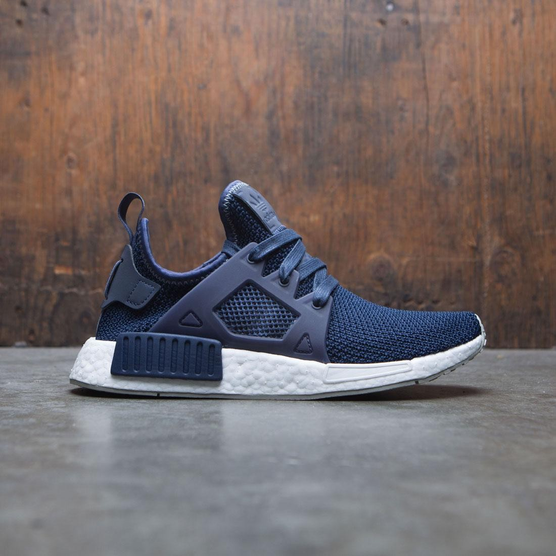 new products 12e75 0ed67 Adidas Women NMD XR1 W (blue / trace blue / sesame)