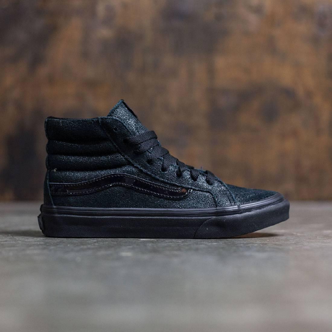 Vans SK8 Hi Slim negro