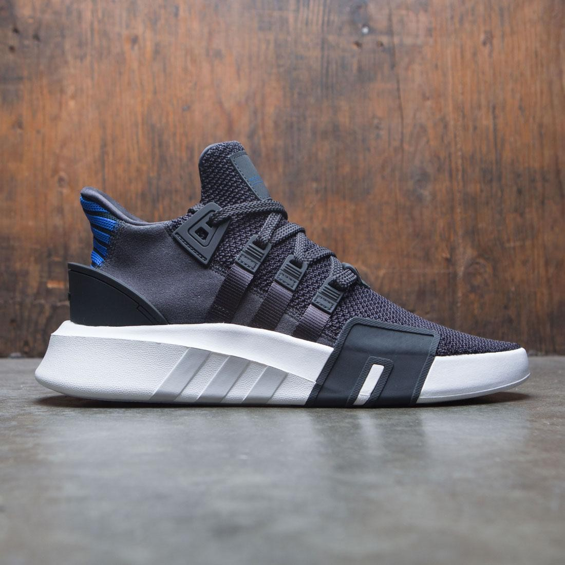 save off 448b9 d5f20 Adidas Men EQT Basketball ADV black carbon collegiate royal